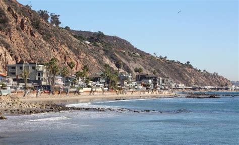las flores beach malibu ca california beaches