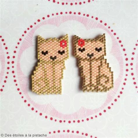 diagramme brick stitch diagramme brick stitch chats mitsy id 233 es et conseils