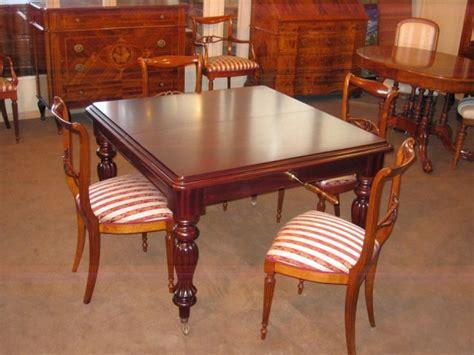 sedie antiche inglesi tavoli allungabili in legno modenese zeno