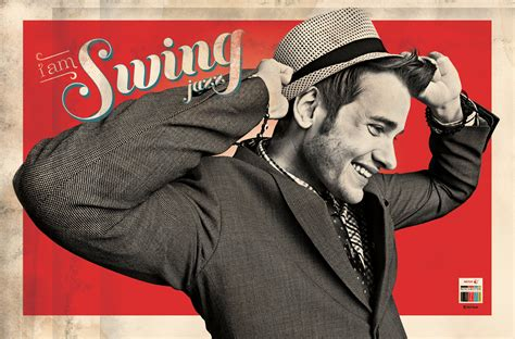 swing jazz style scott loftus creative director