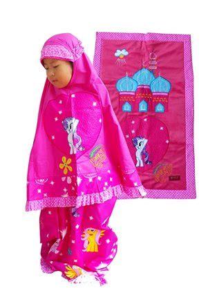 Mukena Ponny Pink S toko bunda menjual aneka produk ibu anak serba ada serba lucu