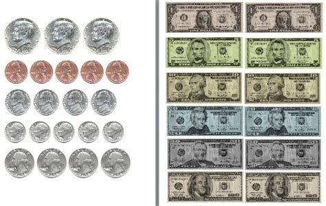 best sheets for the money image gallery large printable coins