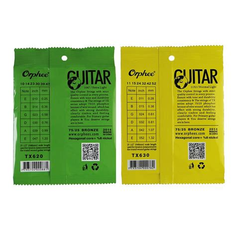 Orphee Senar Gitar String Nickle orphee senar gitar string bronze 011 052 tx630
