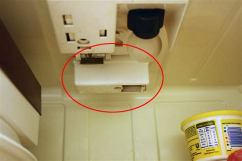 What Causes Water Leak In Refrigerator by Refrigerator Leaking Water On Floor Causes Home Plan