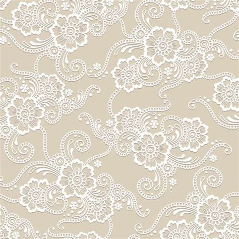 seamless lace pattern vector white lace pattern seamless vector welovesolo