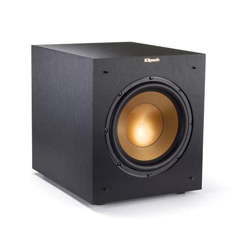 Speaker Subwoofer subwoofer compact subwoofer klipsch