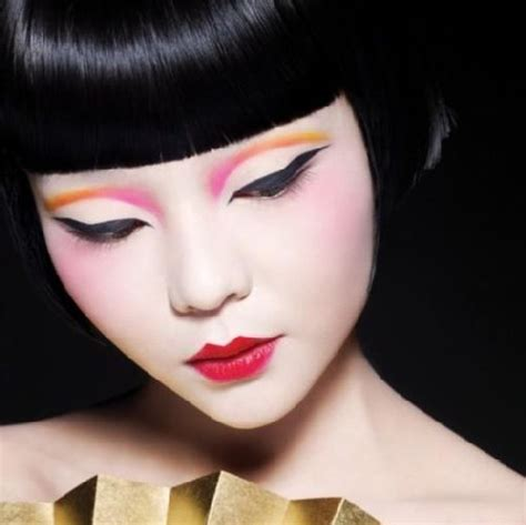 tutorial makeup geisha geisha inspired makeup tutorial video ipsy beauty