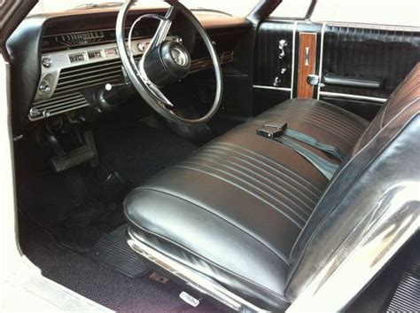 1967 Ford Galaxie Interior by Sell Used 1967 Ford Galaxie 500 6 4l 390 Lowered New