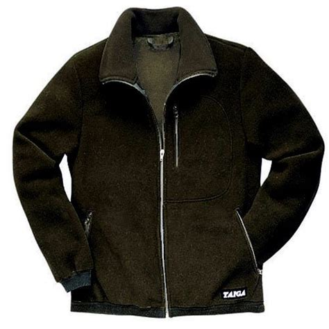 Taiga Blazer Navy polartec fleece jacket fit jacket