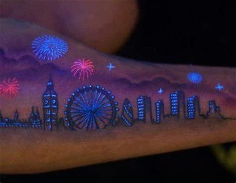 tattoo of london skyline tattoos tattoos uv tattoo of the london skyline