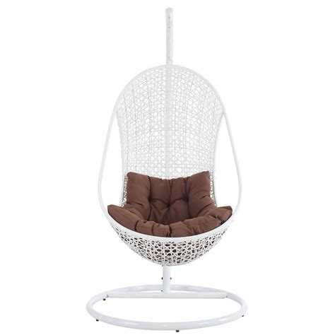 Patio Swing Chair by Bestow Swing Outdoor Patio Lounge Chair Manhattan Home