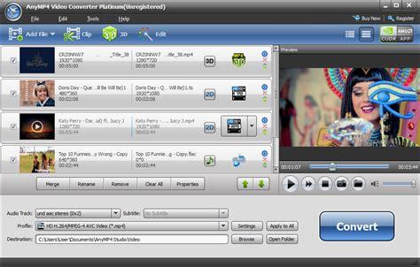 video format converter kickass anymp4 video converter 7 2 16 full last version on windows