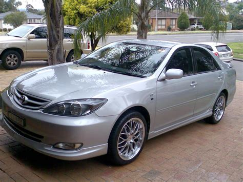 2003 Toyota Camry Specs Kabisote 2003 Toyota Camry Specs Photos Modification