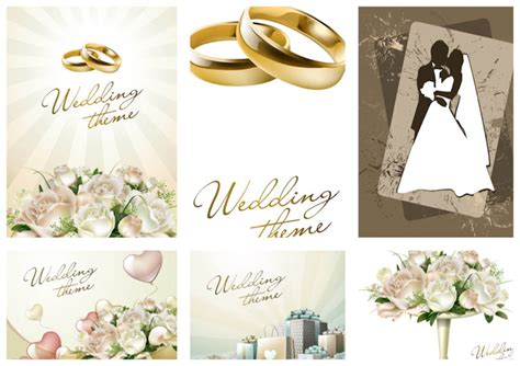 background pictures for wedding invitations wedding vector graphics page 5