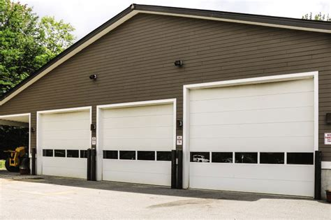 Overhead Door Commercial Sectional Steel Doors 416