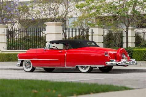 68 Cadillac Eldorado For Sale 1953 Cadillac Eldorado Convertible 68 Of 532 Built