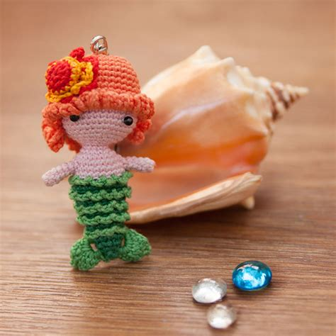 free mini amigurumi crochet patterns mini mermaid amigurumi pattern amigurumipatterns net
