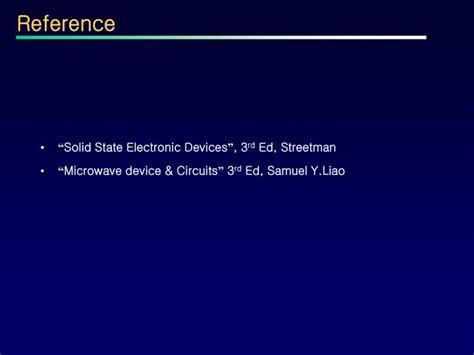 gunn diode ppt slideshare ppt the gunn diode powerpoint presentation id 3766133
