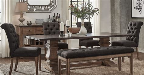 overstock dining room furniture overstock dining room furniture warehouse of toffee