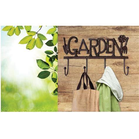 garden wall hook cast iron gift idea from kidscollections