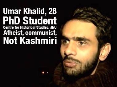 biography of umar khalid jnu jnurow ashutosh kumar called in for questioning by delhi