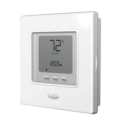 comfort zone ii thermostat carrier manuals thermostat answertoday