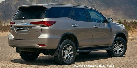 Toyota Fortuner Diesel Consumption Toyota Fortuner 2 4gd 6 Specs In South Africa Cars Co Za
