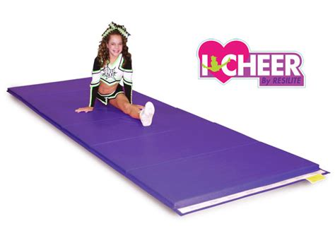 cheerleading mats for cheer gymnastics and tumbling