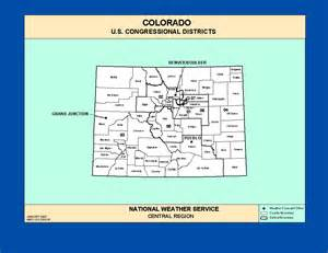 colorado congressional district map maps colorado congressional districts
