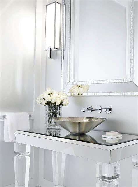 delightful Small Powder Room Ideas #4: powderroom-baccarat-hotel-ny.jpg