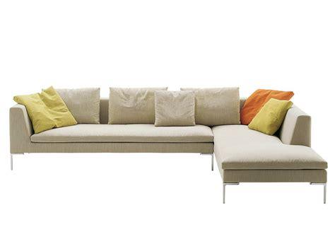 b b italia charles sofa charles corner sofa by b b italia design antonio citterio