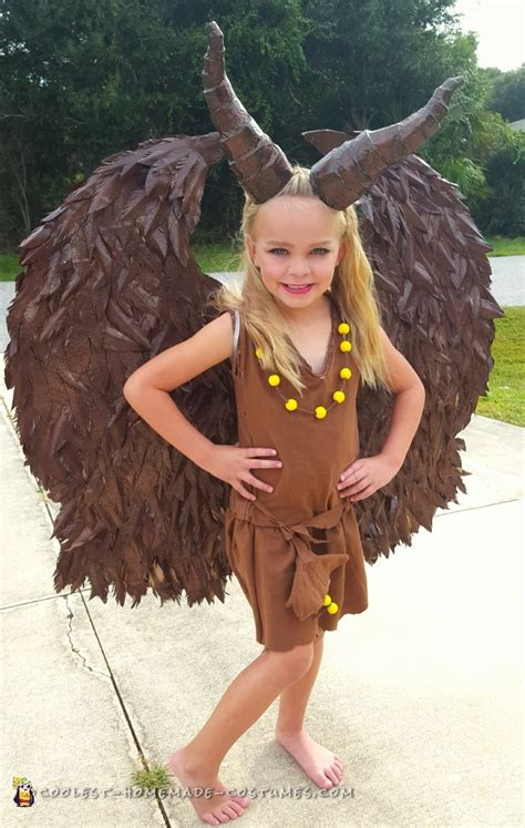Coolest Handmade Costumes - coolest diy maleficent costume make heads turn