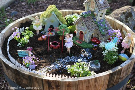 ima put you to bed how to make a fairy garden for indoor or outdoor my