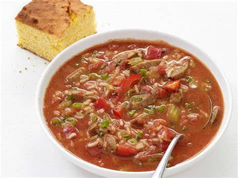 jambalaya soup recipe food network kitchen food network