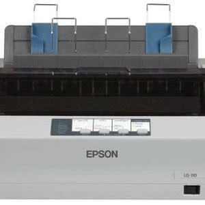 Printer Epson Lq 310 Garansi 1 Tahun jual garansi epson printer dot matrix 24 pin lq 310 murah