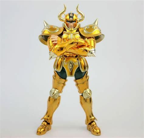 Seiya Figure Taurus Aldebaran Lc Model in stock metal club s temple aldebaran taurus cloth myth ex gold seiya figure