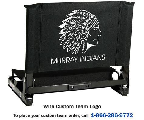 most comfortable stadium chair personalized patented quot stadiumchair quot stadium seat