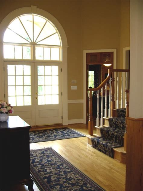 Entryway Area Rugs Foyer Area Rugs And Stair Runner Traditional Rugs Dc