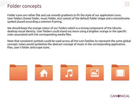 unity folder layout unity what happened to suru icon designs ask ubuntu
