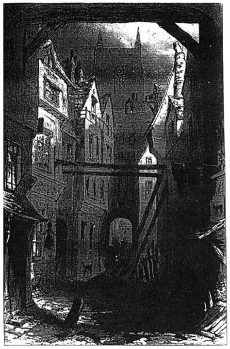 Charles Dickens Illustrations for Bleak House