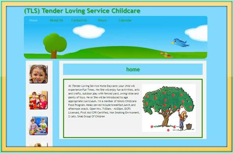 Child Day Care Centers Home Daycare Family Child Care Find Child Care Home Daycare And Playgroup Website Templates