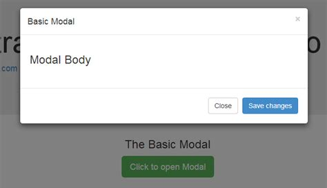 tutorial bootstrap modal bootstrap 4 modal tutorial creative tim s blog