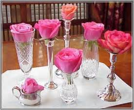 Small Vases For Centerpieces Cheap Flower Vases For Centerpieces Home Design Ideas