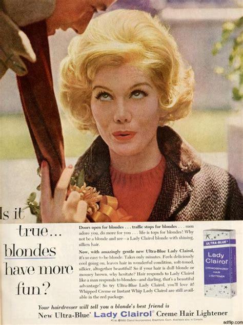 vintage beauty  hygiene ads