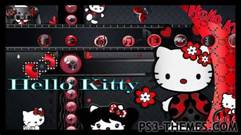 hello kitty themes psp ps3 themes 187 search results for quot hello kitty quot
