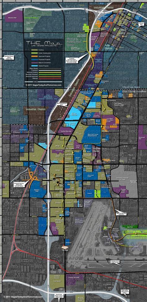 map of las vegas walmarts die besten 25 las vegas streifenkarte ideen auf