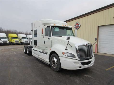 International Sleeper Trucks by 2013 International Prostar Sleeper Truck For Sale 335 077