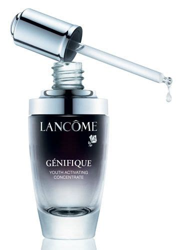 Serum Lancome lancome s genifique serum and make up