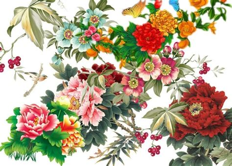free floral images psd flowers images free download free psd download 347