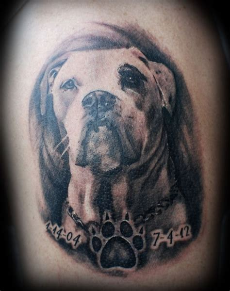 dog tattoos and designs page 67